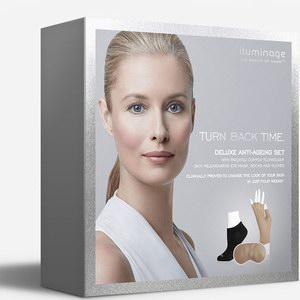 【Iluminage】价值85镑的Iluminage针织套装礼盒特卖只要30镑