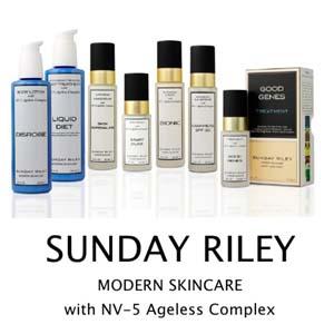 美国高端护肤【Sunday Riley】全线30%OFF