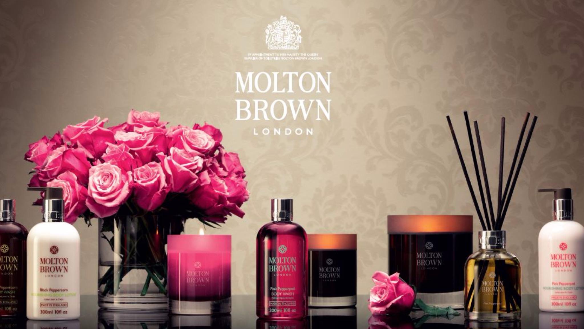 奢侈护理品牌【Molton Brown】摩顿布朗全线20%OFF