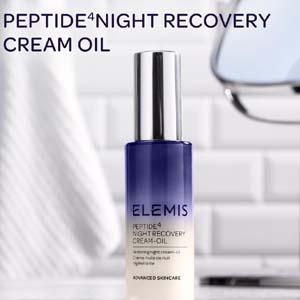 【Elemis】新品Cream-Oil夜间修复全线3FOR2+折上5%OFF