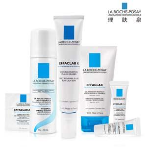 【La Roche Posay】法国药妆理肤泉全线33%OFF