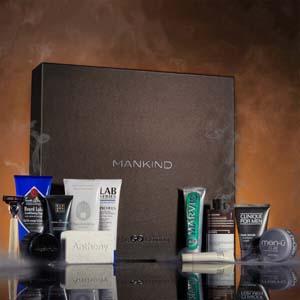 重量级【GQ X Mankind 超值圣诞礼盒】价值400镑现仅需100镑