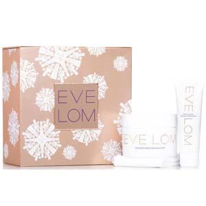 【Eve Lom】Deluxe卸妆膏+急救面膜套装20%OFF