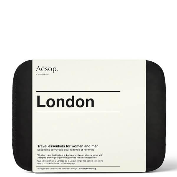 【Aesop】伊索伦敦限定礼盒(含8件单品)折上20%OFF,仅需40镑