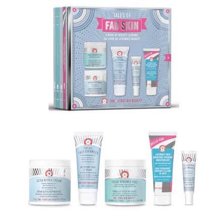 [网一]【First Aid Beauty】 价值87.5镑的Fab圣诞限定礼盒35%OFF,折后28.6镑