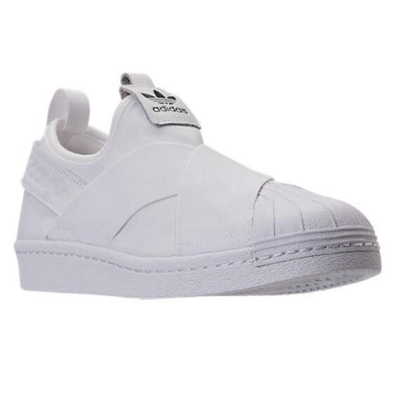 【Adidas】全智贤同款三叶草Originals系列白色一脚蹬近50%OFF只需$33.74,约234元