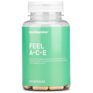 【Myvitamins】Feel A-C-E 维生素20%OFF+30%OFF,仅需7.13镑