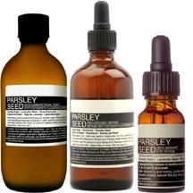 【Aesop】PARSLEY SEED香芹籽抗氧化系列三件套22%OFF