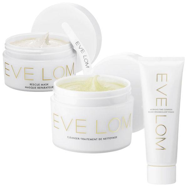 【Eve Lom】卸妆洁面Clear 套装bug价只需100.8镑