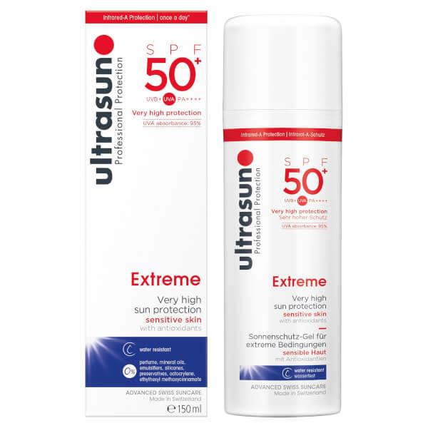【Ultrasun】超高抗敏防晒霜SPF 50+ 150ML装享15%OFF