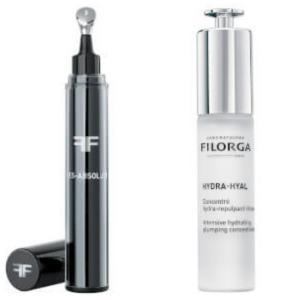 【Filorga】菲洛嘉全效抗皱眼霜和纯度玻尿酸保湿精华3for2+折上5%OFF