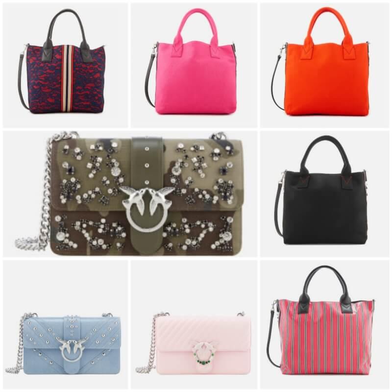 【Pinko】Ins爆款燕子新款包包手袋30%OFF
