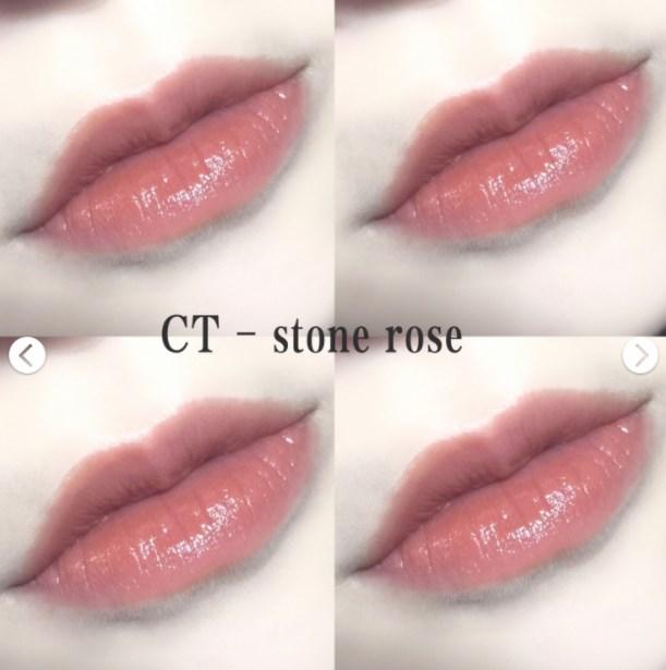 【Charlotte Tilbury】Stoned Rose唇膏退税17%,相当于有8.3折