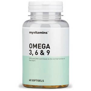 【Myvitamins】Omega36&9鱼油47%OFF+折上28%OFF