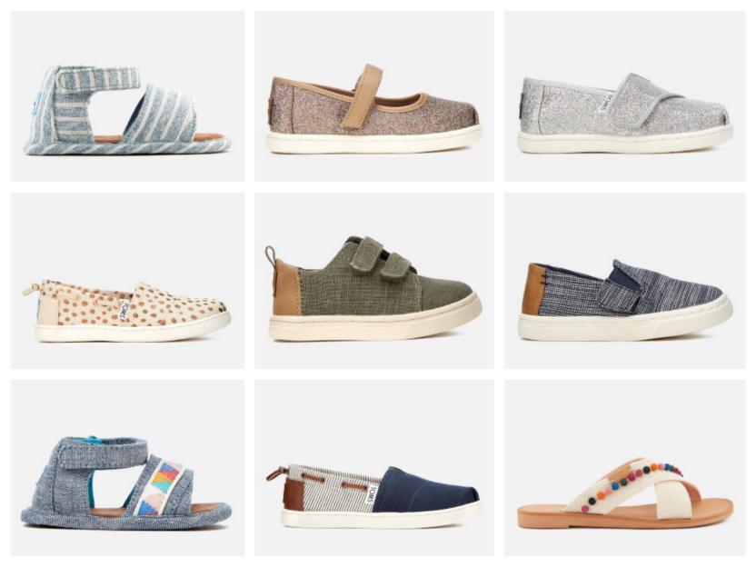 【TOMS】童鞋35%OFF