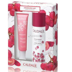 【Caudalie】Vinosource大葡萄冰淇淋霜套装22%OFF