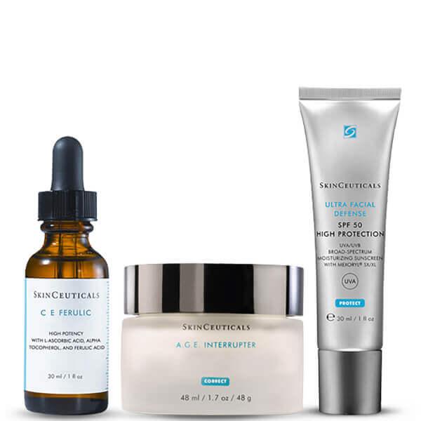 【SkinCeuticals】杜克抗老精华套装20%OFF+送杜克B5保湿凝胶15ml