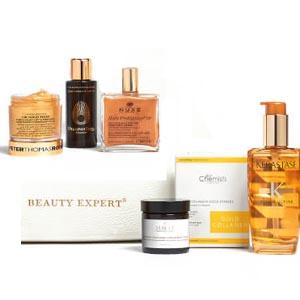 【BeautyExpert】Gold Collection礼盒价值超£300,只需99镑