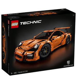 【Lego】乐高42056保时捷911 GT RS3折后只需£179.99