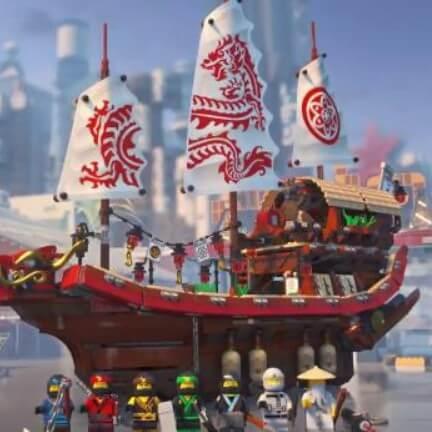 【Lego】乐高70618命运赏赐号折后89.99镑
