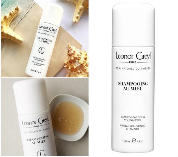 【Leonor Greyl】Shampooing Au Miel无硅固发防脱蜂蜜洗发露20%OFF