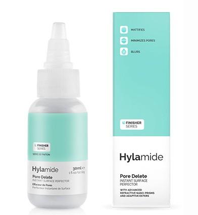 【Hylamide】毛孔隐形乳&敏感肌修复精华液40%OFF