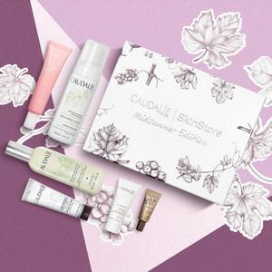 【Skinstore】&【Caudalie】限量款美妆礼盒限时10%OFF,只需$49.5
