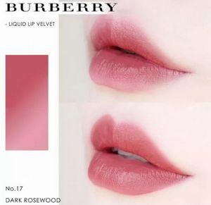 【Burberry】巴宝莉17  Dark Rosewood 哑光唇釉20%OFF+25%OFF,相当于40%OFF
