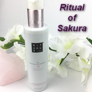 【Rituals】仪式樱花大米沐浴油30%OFF
