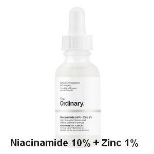 【The Ordinary】Niacinamide 10%烟酰胺 + Zinc 1%锌精华17%OFF