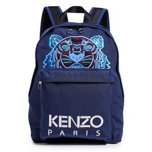 【KENZO】海蓝色帆布虎头双肩30%OFF,仅需171.5刀,折合1180元