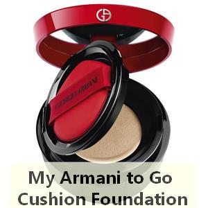 【Giorgio Armani】阿玛尼轻垫精华红气垫粉底20%OFF