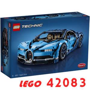 【Lego】乐高42083机械组布加迪威龙只需£229.99大概RMB2018