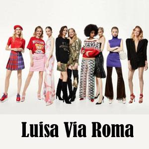 【LVR】Luisa Via Roma黑五全场正价30%OFF,折扣区折上20%OFF