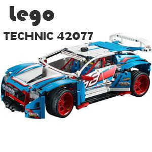 【Lego】乐高2018年款的TECHNIC系列42077 拉力赛车线上折后只需64.99镑