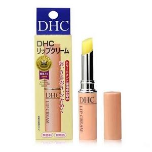 【DHC】Lip Cream纯榄护唇膏30%OFF