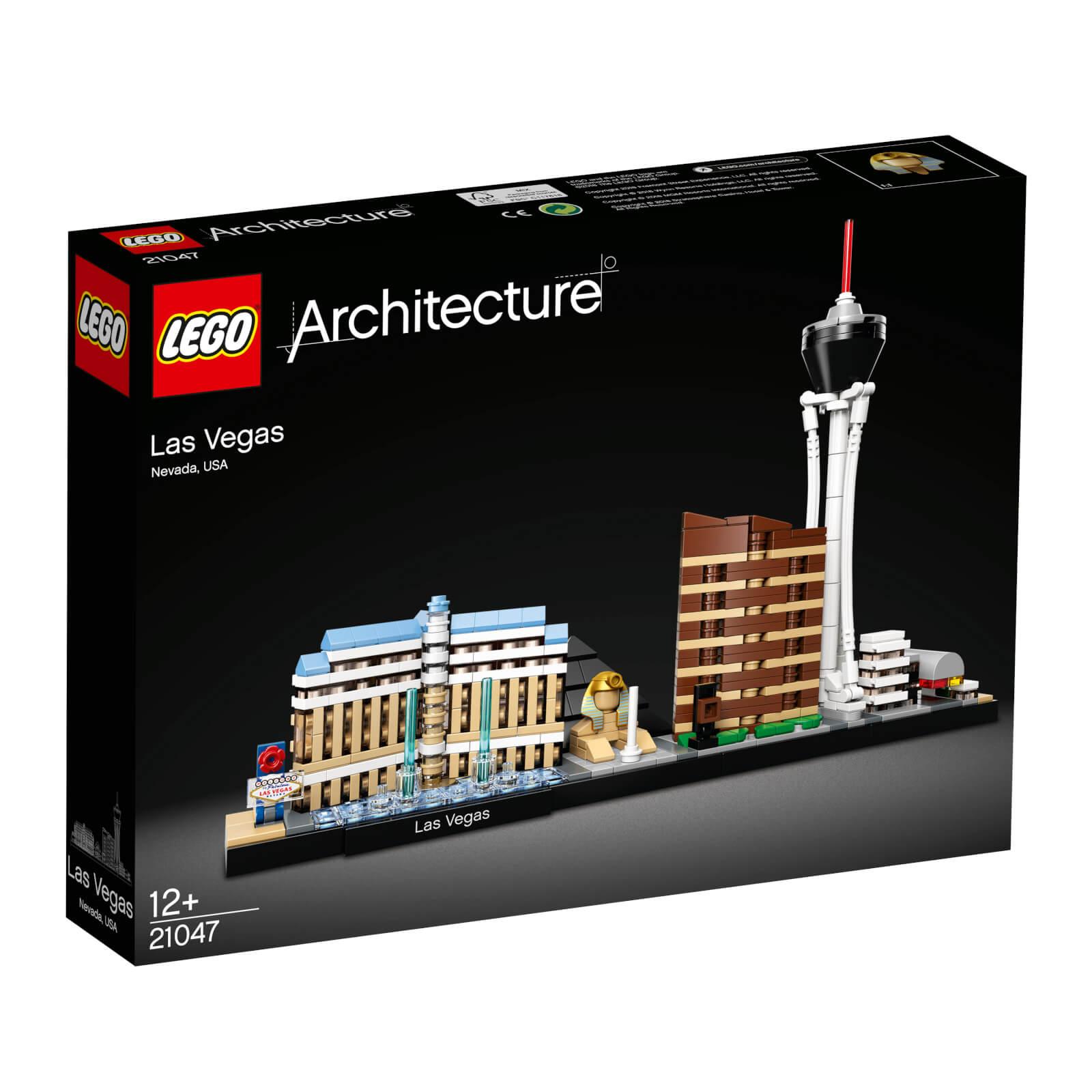 【LEGO】乐高21047 拉斯维加斯天际线直减10镑只需£24.99大概219