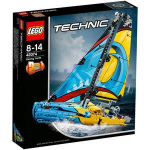【LEGO】 乐高42074 竞赛帆船只需£19.99大概178