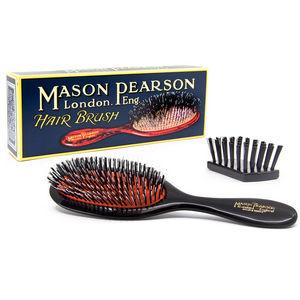 【Mason Pearson】英国顶级野猪鬃毛手工梳