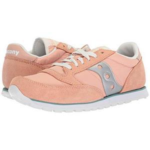 【Saucony】Originals Jazz Low Pro女士复古运动鞋特价$32.99