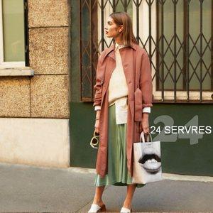 【24 Sevres】新春SALE服饰、鞋包、配饰等全站20%OFF